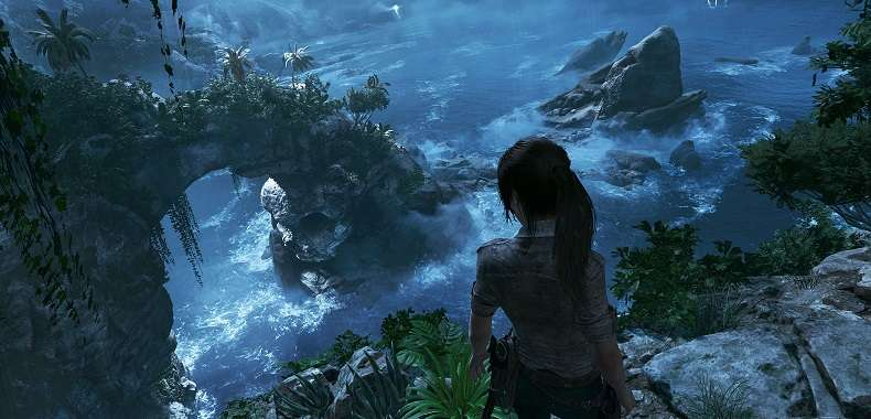 Shadow of the Tomb Raider. Microsoft reklamuje usprawnienia na Xbox One X