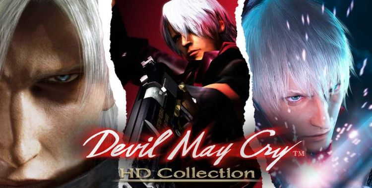 Cenega wyda w Polsce Devil May Cry HD Collection