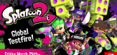 Aktualizacja eShop. Splatoon 2 Global Testfire, The King of Fighters '94, Sky Force Anniversary