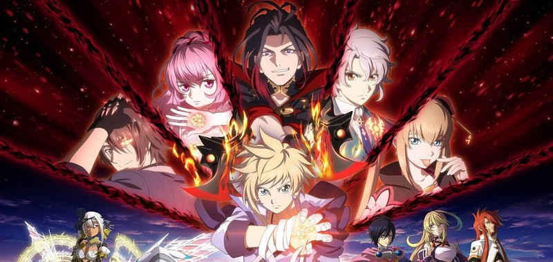 Tales of Crestoria - anime Wake of Sin