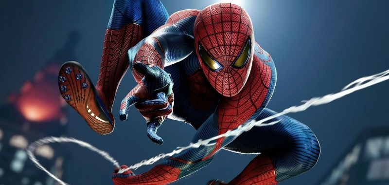 Marvel's Spider-Man Remastered PS5 nowy strój