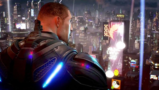 Crackdown 3 jako tytuł Xbox Play Anywhere