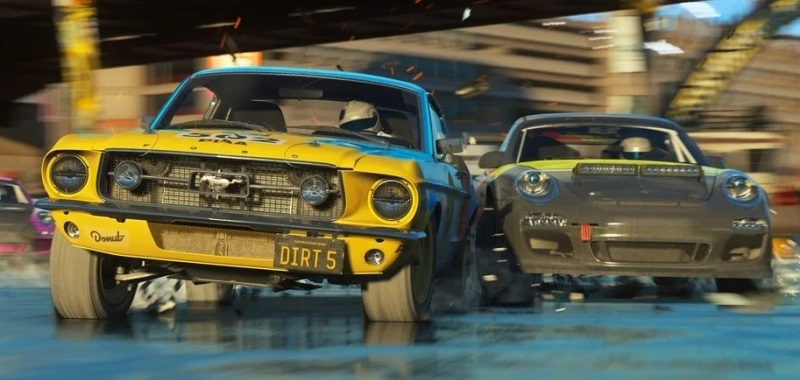 DiRT 5 Codemasters