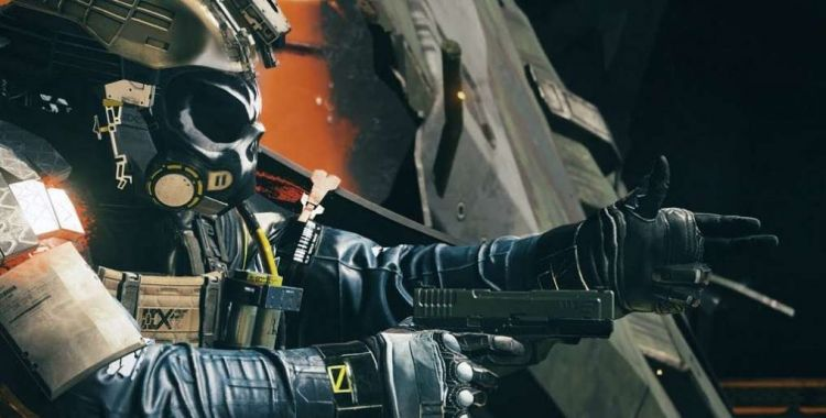 Call of Duty Infinite Warfare świętuje Halloween