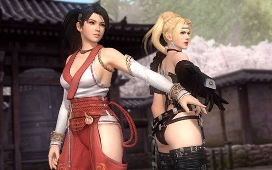 Harce na nowym zwiastunie Dead or Alive 5 Ultimate