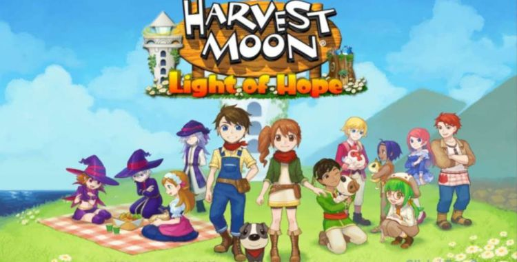 Harvest Moon: Light of Hope Special Edition - premiera na PS4 opóźniona