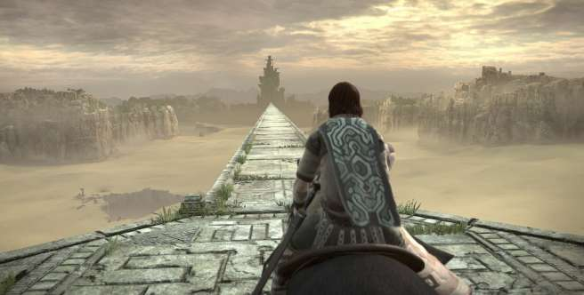 Remake Shadow of the Colossus w 60 klatkach na PS4 Pro