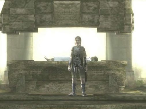 Recenzja Shadow of the Colossus