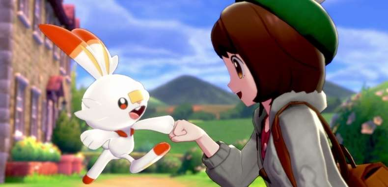 Pokemon Sword/Shield nowe informacje