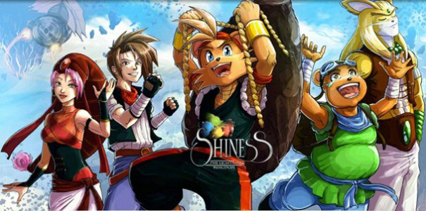 Shiness: the Lightning Kingdom. Zwiastun prezentujący grę