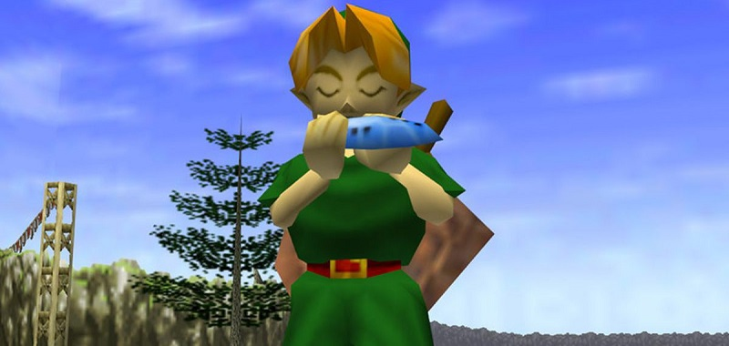 The Legend of Zelda: Ocarina of Time. Odnaleziono zaginione nagrania z wersji beta