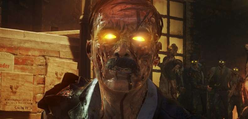 Zombie z Call of Duty: Black Ops 3 Zombie Kroniki