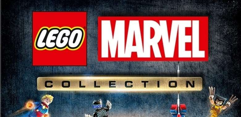 LEGO Marvel Collection, Nintendo Switch