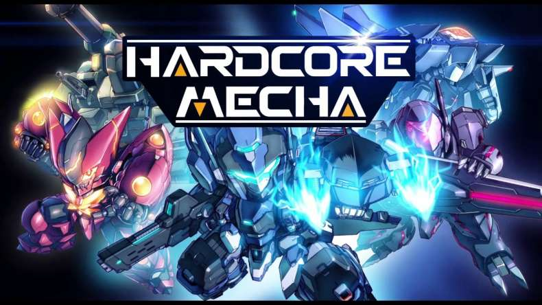Hardcore Mecha na PS4