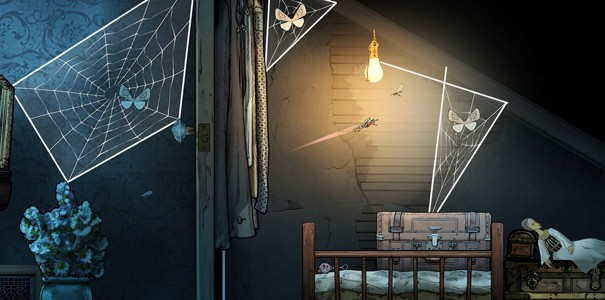 Logiczne Spider: Rite of the Shrouded Moon trafi na PS4 i PS Vita