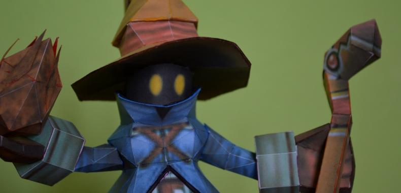 Papercraft #13 - Final Fantasy IX