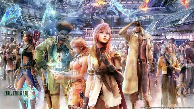 Blinded by Light – recenzja gry Final Fantasy XIII