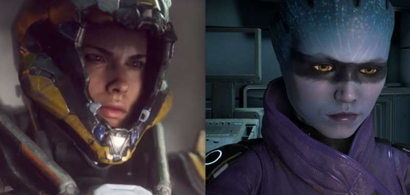 Mass Effect... Anthem?