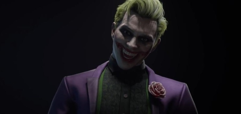 Joker Mortal Kombat 11