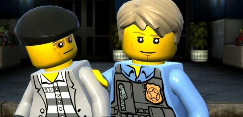Bohaterowie LEGO City: Undercover