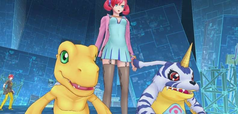 Digimon Story Cyber Sleuth: Complete Edition zmierza na Nintendo Switch i PC