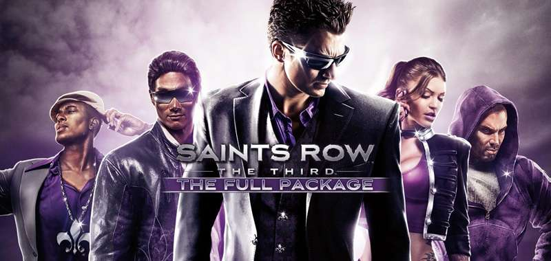 Saints Row: The Third - The Full Package coraz bliżej premiery