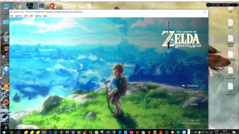Najlepsza gra 2017 roku na PC? The Legend of Zelda: Breath of the Wild!