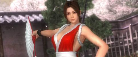 Nowe cross-overy w Dead or Alive 5: Mai Shiranui z King of Fighters i motywy z Attack on Titan