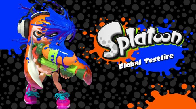 Splatoon global testfire demo - wrażenia