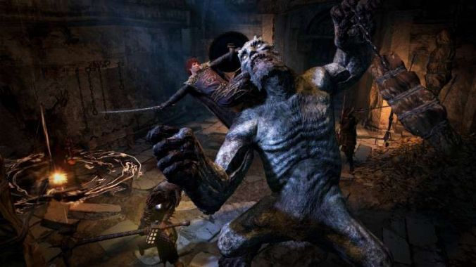 Dragon's Dogma: Dark Arisen na PlayStation 4 i Xbox One