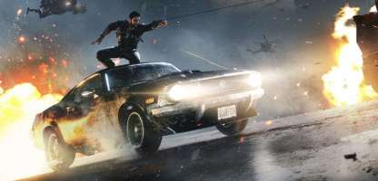 Just Cause 4 z motywami jak w Mad Max. Zwiastun Dare Devils of Destruction