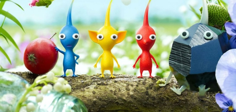 Pikmin 3 Deluxe na Nintendo Switch