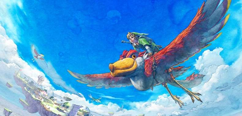 The Legend of Zelda: Skyward Sword może trafić na Nintendo Switch!