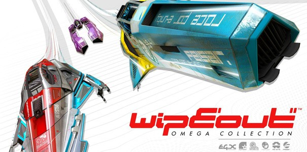WipEout Omega Collection - data premiery
