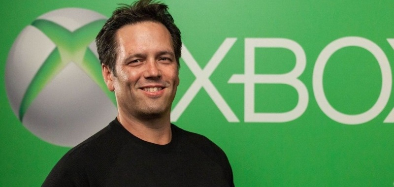Phil Spencer z Xbox