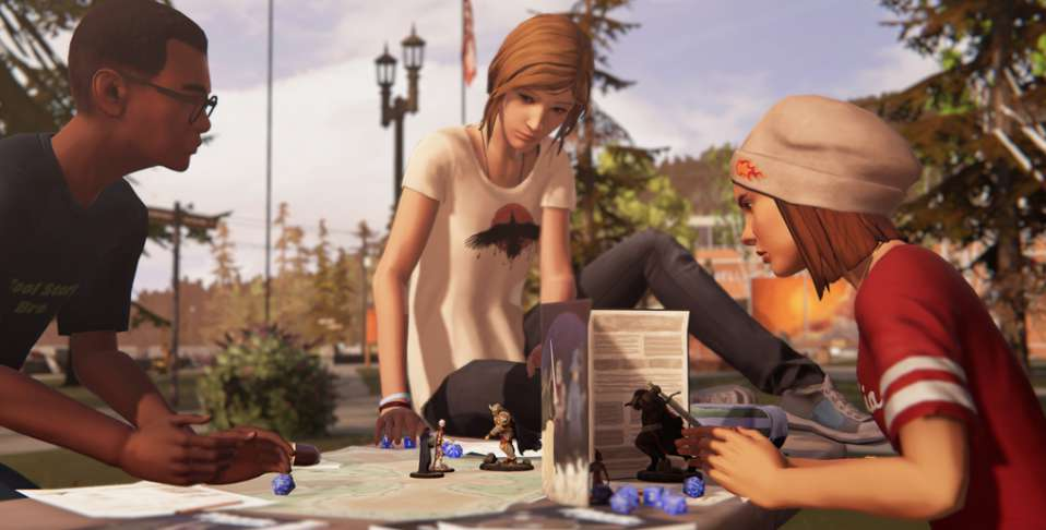 Life is Strange: Before the Storm ze wsparciem PS4 Pro