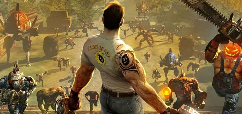 Serious Sam Collection wyląduje na konsolach