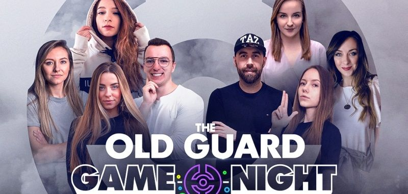"Netflix ""The Old Guard"" gaming"