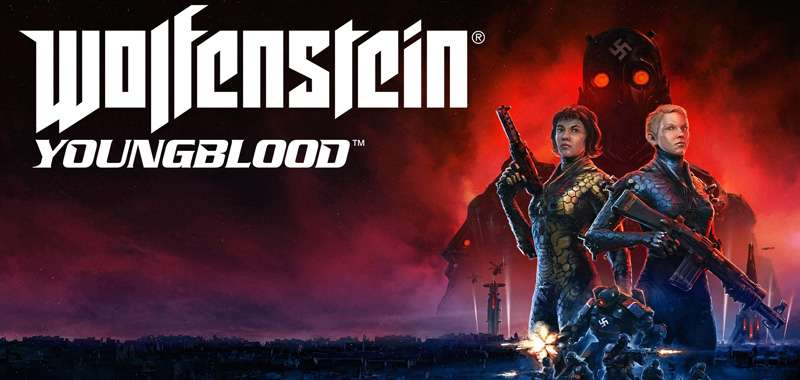 Wolfenstein: Youngblood art