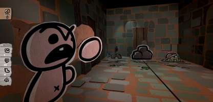 The Legend of Bum-bo. Spin-off The Binding of Isaac na zwiastunie