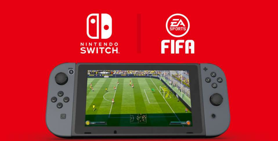 FIFA 19 trafi na Nintendo Switch