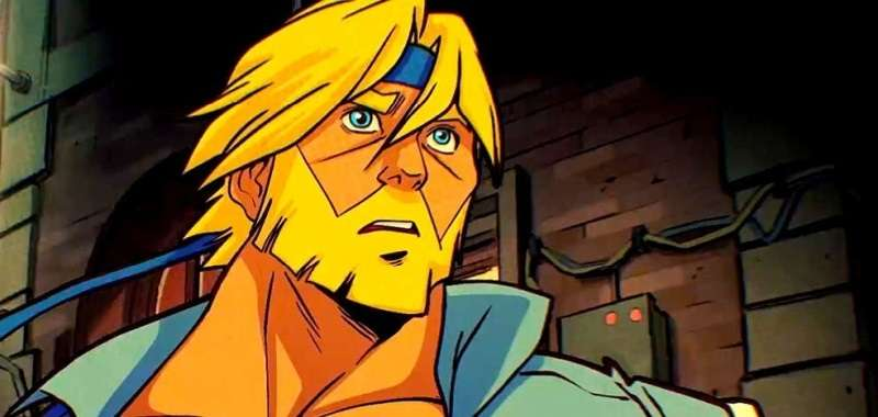 Streets of Rage 4 bohater