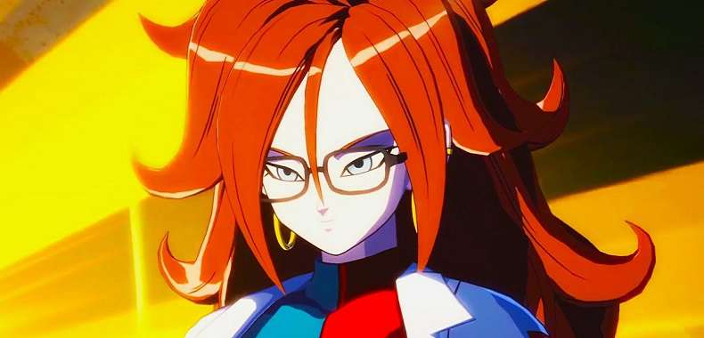 Dragon Ball FighterZ. Piękna Android 21 na kolejnym materiale