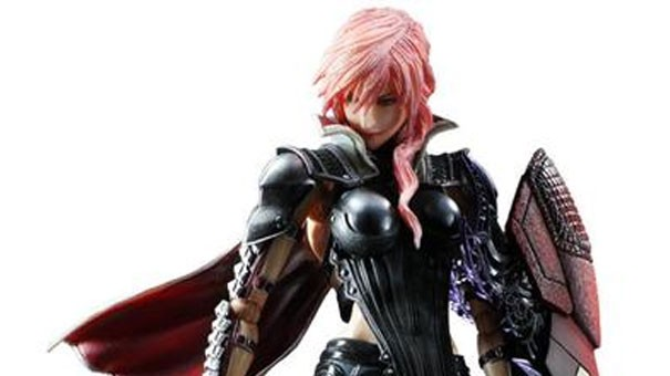Lightning jak żywa - rusza seria figurek z Lightning Returns: Final Fantasy XIII