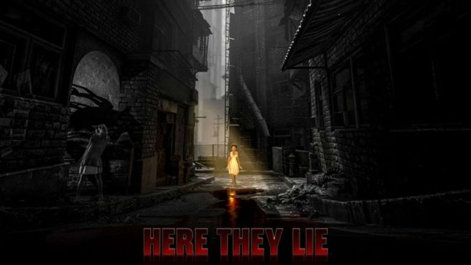 Here They Lie - Recenzja