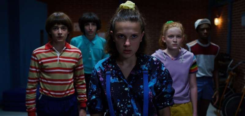 Bohaterowie Stranger Things 13