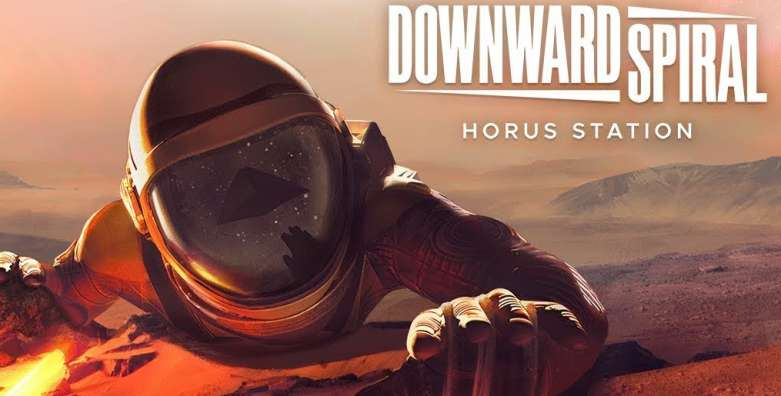 Downward Spiral: Horus Station - nieważkość i data premiery