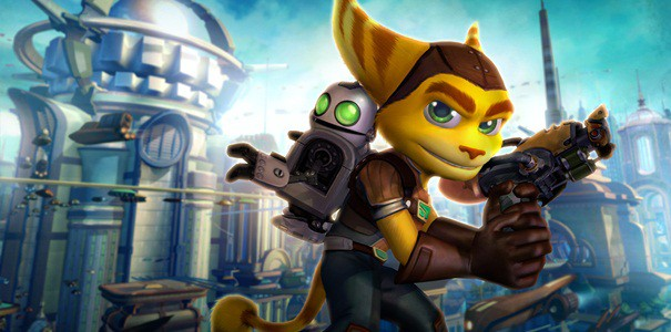 Ratchet & Clank pod lupą Digital Foundry