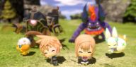 Kwadrans z World of Final Fantasy