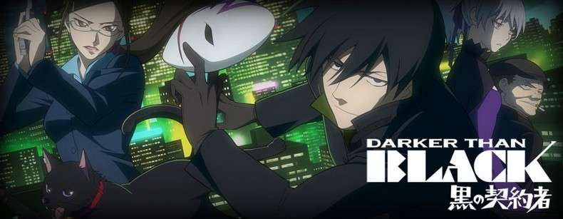 Anime godne polecenia #05 – Darker Than Black